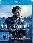 13 Hours: The Secret Soldiers of Benghazi Blu-ray (Blu-ray Filme)