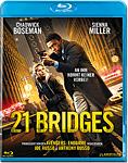 21 Bridges Blu-ray