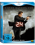 24: Staffel 7 Blu-ray (6 Discs)