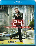 24: Staffel 8 Blu-ray (6 Discs)