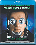 The 6th Day Blu-ray