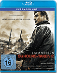 96 Hours - Taken 2 - Extended Cut Blu-ray