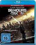 96 Hours - Taken 3 - Extended Cut Blu-ray