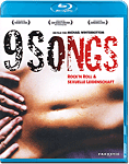 9 Songs Blu-ray