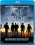 Act of Valor Blu-ray