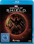 Agents of S.H.I.E.L.D.: Staffel 4 Blu-ray (5 Discs)