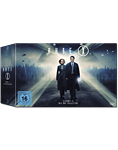 Akte X - Complete Collection Blu-ray (55 Discs)