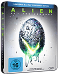Alien 1 - 40th Anniversary Steelbook Blu-ray