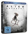 Alien: Covenant - Steelbook Edition Blu-ray (Blu-ray Filme)