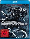Aliens vs. Predator 2 - Extended Version Blu-ray