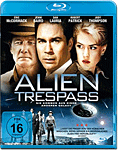 Alien Trespass Blu-ray (Blu-ray Filme)