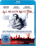 All Beauty Must Die Blu-ray