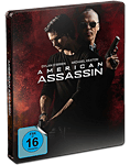American Assassin - Steelbook Edition Blu-ray