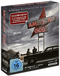 American Gods: Staffel 1 Box - Collector's Edition Blu-ray (4 Discs)
