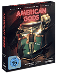 American Gods: Staffel 2 - Collector's Edition Blu-ray (3 Discs)
