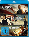 Angel/London/Olympus Has Fallen - Triple Film Collection Blu-ray (3 Discs)