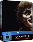 Annabelle 1+2 - 2 Film Collection Blu-ray (2 Discs)