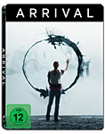 Arrival - Steelbook Edition Blu-ray