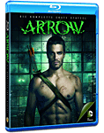 Arrow: Staffel 1 Blu-ray (4 Discs)