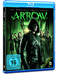 Arrow: Staffel 2 Blu-ray (4 Discs)