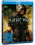 Arrow: Staffel 4 Blu-ray (4 Discs) (Blu-ray Filme)