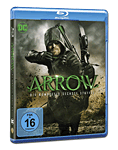 Arrow: Staffel 6 Blu-ray (4 Discs)