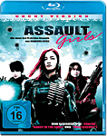 Assault Girls Blu-ray (Blu-ray Filme)