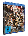 Attack on Titan Film 1 Blu-ray