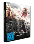 Attack on Titan Film 1 - Steelbook Edition Blu-ray