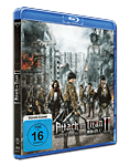 Attack on Titan Film 2: End of the World Blu-ray