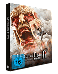 Attack on Titan Film 2: End of the World - Steelbook Edition Blu-ray