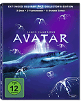 Avatar: Aufbruch nach Pandora - Extended Collector's Edition Blu-ray (3 Discs)