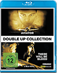 Aviator & There Will Be Blood - Double Up Collection Blu-ray (2 Discs)