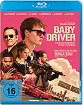 Baby Driver - Steelbook Edition Blu-ray