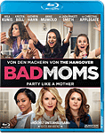 Bad Moms Blu-ray (Blu-ray Filme)