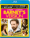 Barney's Version Blu-ray (Blu-ray Filme)