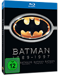 Batman - 1989-1997 Blu-ray (4 Discs)