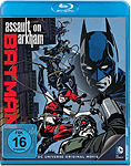 Batman: Assault on Arkham Blu-ray