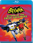 Batman: Return of the Caped Crusaders Blu-ray
