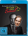 Better Call Saul: Staffel 4 Blu-ray (3 Discs)