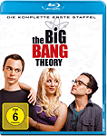 The Big Bang Theory: Staffel 01 Box Blu-ray (2 Discs)