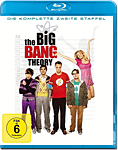 The Big Bang Theory: Staffel 02 Blu-ray (2 Discs)