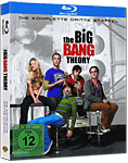 The Big Bang Theory: Staffel 3 Box Blu-ray (2 Discs)