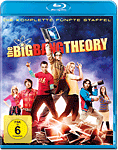 The Big Bang Theory: Staffel 05 Blu-ray (2 Discs)