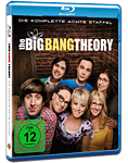 The Big Bang Theory: Staffel 8 Box Blu-ray (2 Discs)