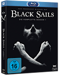 Black Sails: Staffel 1 Box Blu-ray (3 Discs)