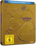 Bohemian Rhapsody - Steelbook Edition Blu-ray