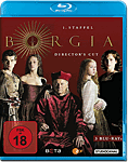 Borgia: Staffel 1 Box - Director's Cut Blu-ray (3 Discs) (Blu-ray Filme)