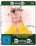 Breaking Bad: Season 4 Box - Steelbook Edition Blu-ray (3 Discs) (Blu-ray Filme)