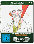 Breaking Bad: Season 5 Box - Steelbook Edition Blu-ray (2 Discs) (Blu-ray Filme)